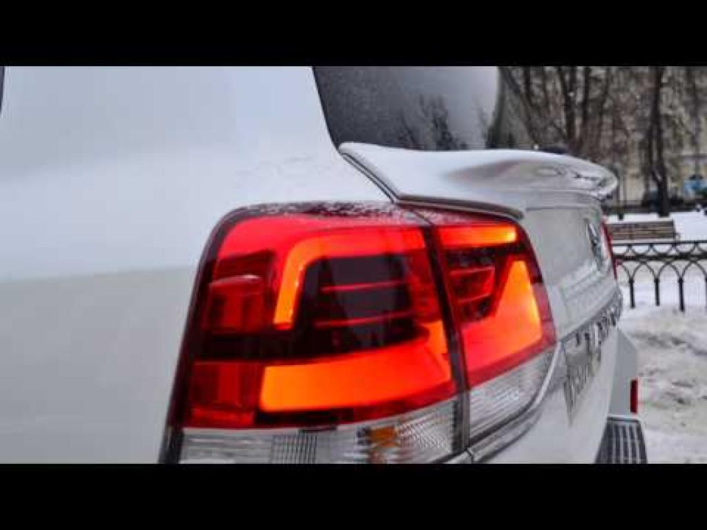 Embedded thumbnail for Volkswagen Touareg